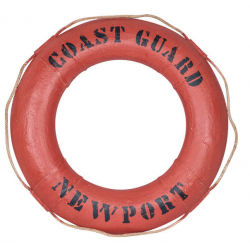 Bouée de sauvetage - Coast guards Newport - Marineshop