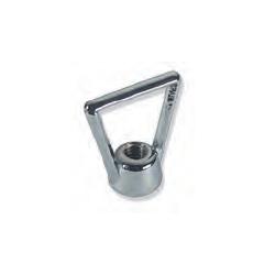 Coq en chrome ou en Laiton pour lampe Arcachon - Marineshop