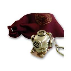 Porte-clés casque à jupe - 3084
