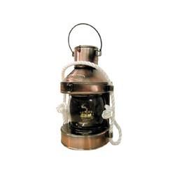 Lampe à pétrole tête de mât - Verre Transparent - Marineshop