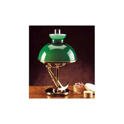 Lampe de bureau Ancre verte - 3112AI opaline verte