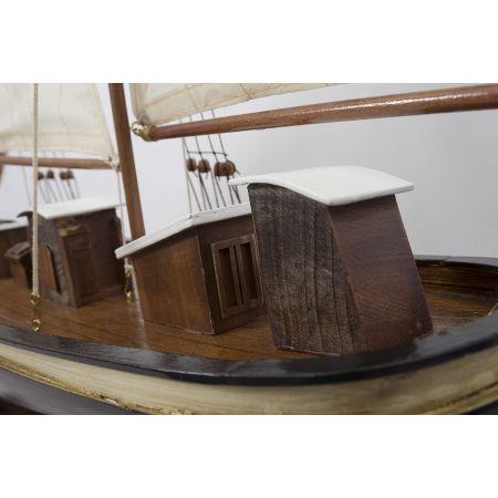 Maquette - Ketch 2 MATS - voilier