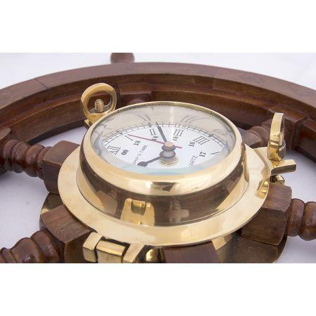Horloge Barre à roue - 45cm