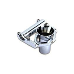 Porte canne oscillant laiton ou chromé - 3427 laiton