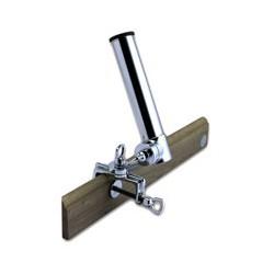 Porte canne double articulation sur tableau - 3435 laiton