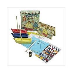3 barques en boite, amusant et instructif - 9015
