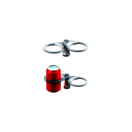 Porte canettes amovible - 398 LAITON