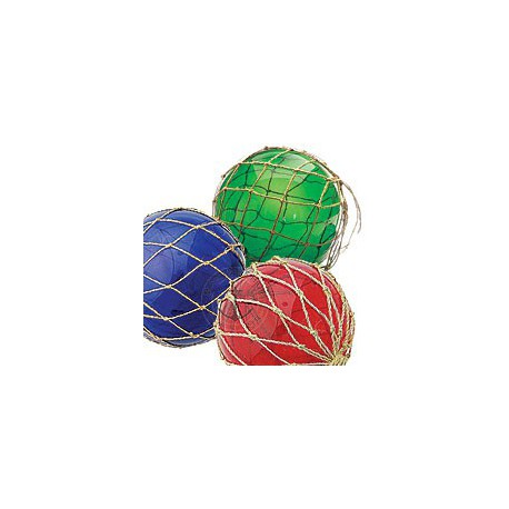 boule de chalut verte rouge et bleue set de 3 jolies boules verte bleue et rouge de chalut. Black Bedroom Furniture Sets. Home Design Ideas