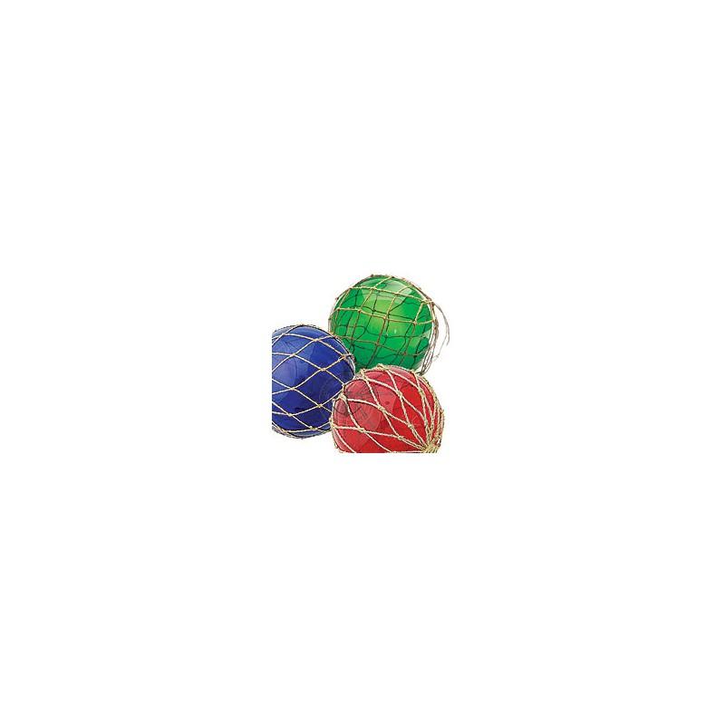 Boule de chalut 15cm Verre Bleu