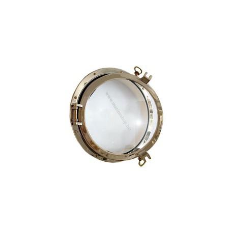 Hublot rond armada en laiton 26 4 47 cm pour votre for Hublot porte salle de bain