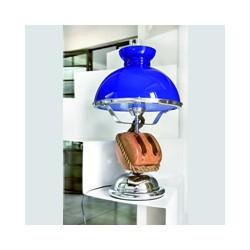 Lampe poulie marine - 7732OpaBlanc