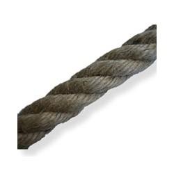 Bobine de cordage en chanvre naturel - 8066A cordage 20 mm