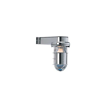 Applique Véranda étanche chromée - 9626ACR E27 75W