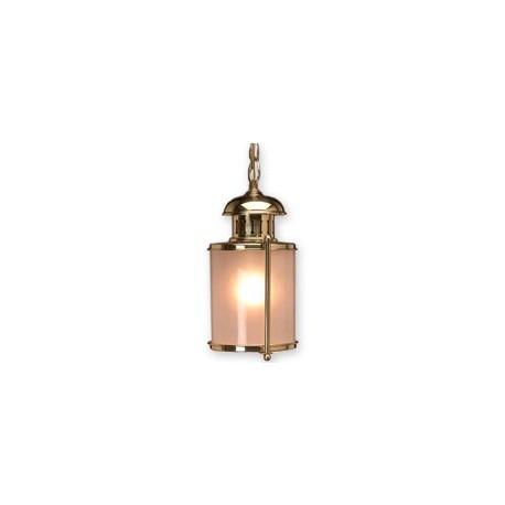 Lampe à suspendre Emilia en laiton - 9631