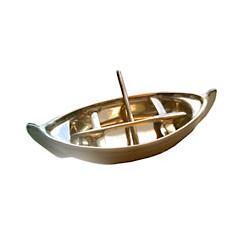 Barque en laiton - DE 1013
