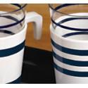 Echantillon Service vaisselle mélamine Skipper - 1033