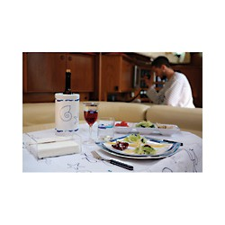 Nappe de table téflon rectangulaire MAR - 1039A 115X100 cm