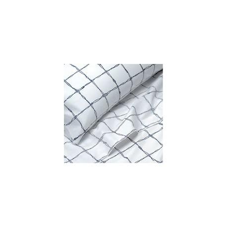 Drap et taie d'oreiller décor marine Noeuds Marins - 1120A LIT EN 90 cm