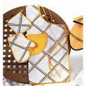 Set de cuisine tablier manique gant Grand Yacht - 1127 SET 3 PCS