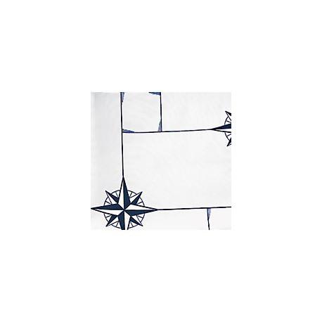 Nappe de table téflon rectangulaire Wind - 1132A 115X100