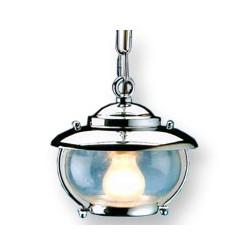 Lampe suspension GRAU DU ROI chromée - 9643CR