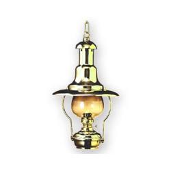 Lampe à suspendre PALAVAS laiton - 9649