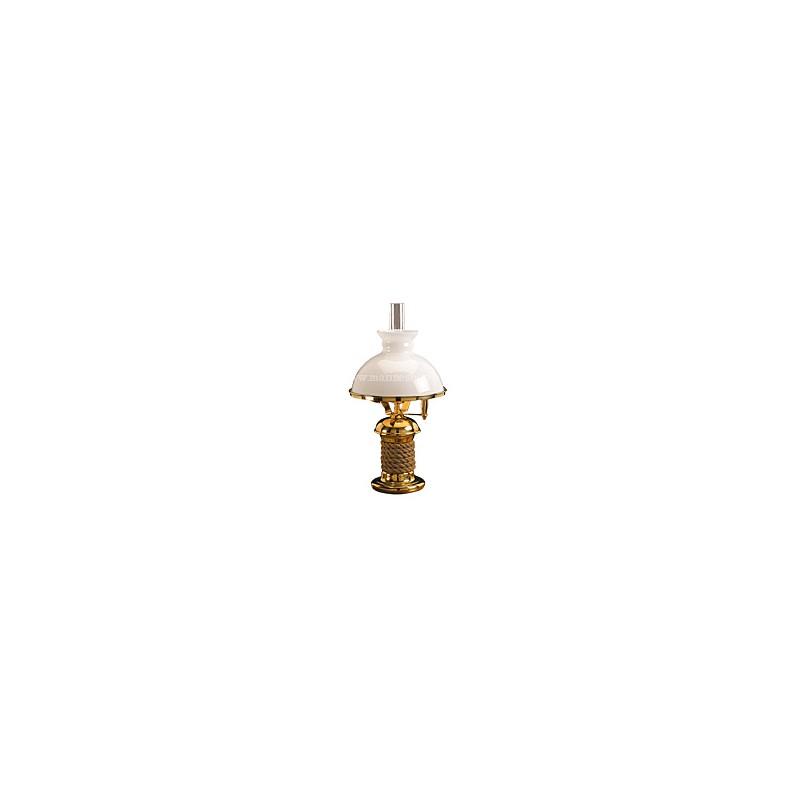 lampe marine laiton sur pied cordage lampe en laiton. Black Bedroom Furniture Sets. Home Design Ideas