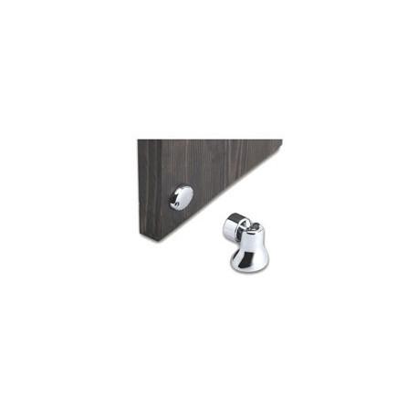 Bloqueur de porte magnétique réglable - 252 LAITON
