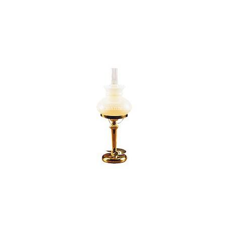 Lampe de bureau Bianca - 3114A OPALINE BLANCHE