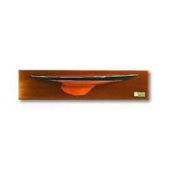 Demi-coque COUPE AMERICA ARMEN 3 tailles - 3115A 50 cm
